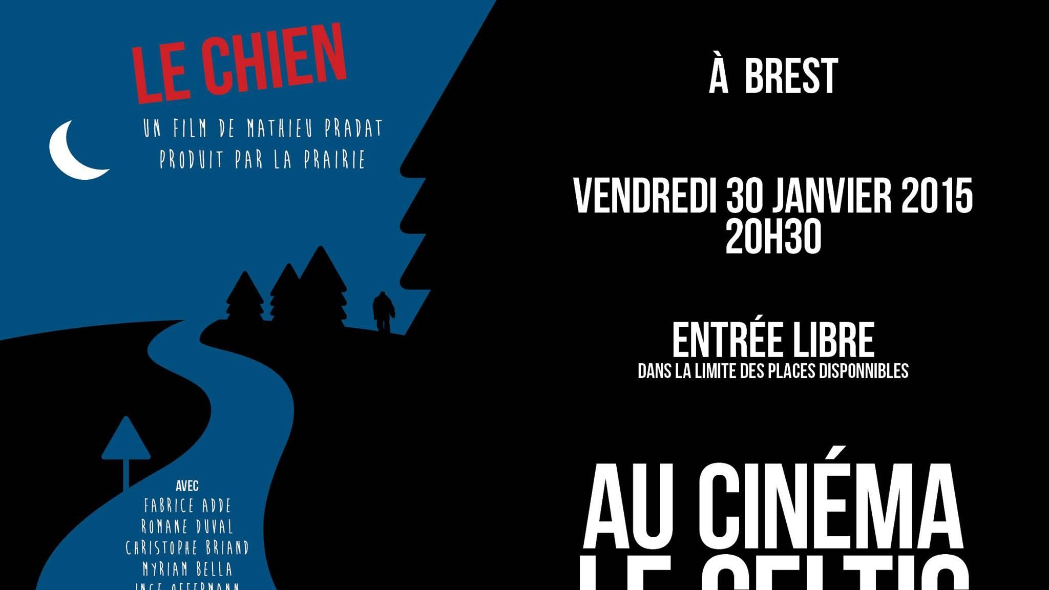 Première du court métrage «Le Chien»