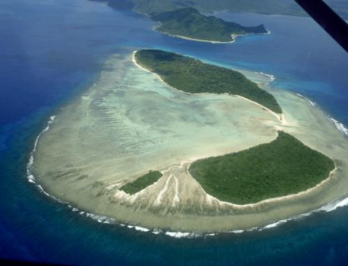 Tournage aux Vanuatu